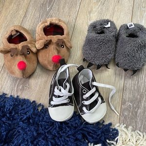 Baby Slipper/Shoe Bundle